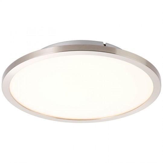 Brilliant G94460/13 Ceres Deckenaufbau-Paneel 25cm Metall/Kunststoff LED Lampen