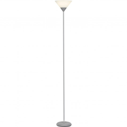 Brilliant G98810/05 Spari Deckenfluter Metall/Kunststoff LED Lampen