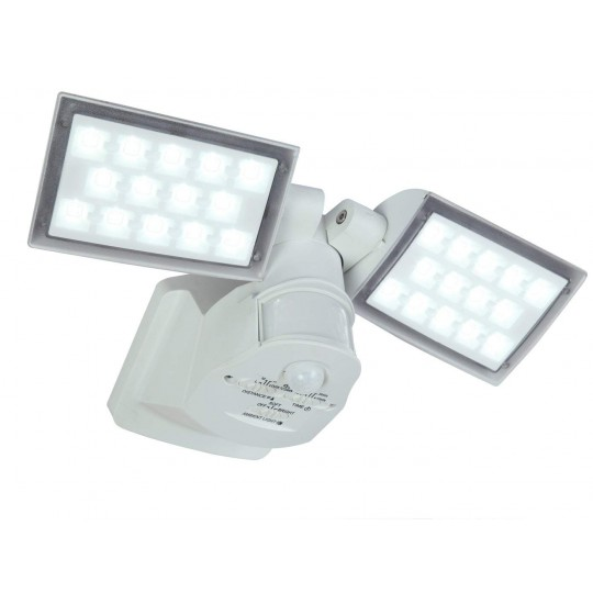 ECO-LIGHT 6294-PIR-5K WH LED-Außenwandstrahler PERI