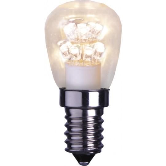 LED Ersatzbirne E14, 0,7W Fassung, 2100 K, A++