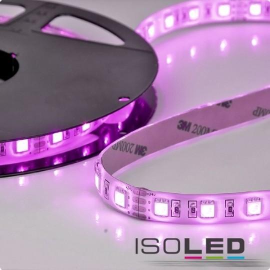 LED HEQ-RGB-Flexband Classic, 24V, 14,4W, IP66