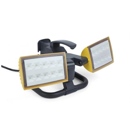 ECO-LIGHT 6293-5K GR LED-Baustellenstrahler PERI