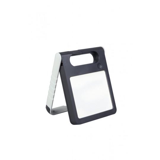 ECO-LIGHT P 9077 WH Solar-Außenleuchte PADLIGHT weiß