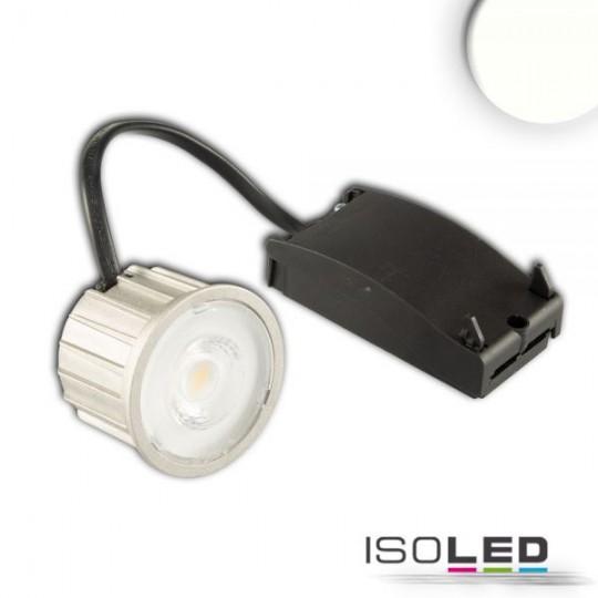 """LED Spot """"GU10"""", 5W, 38°, 4000K, externe Anschlussbox, dimmbar"""