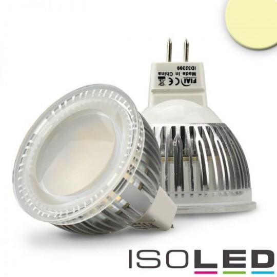MR16 LED Strahler 6W Glas diffuse, warmweiß