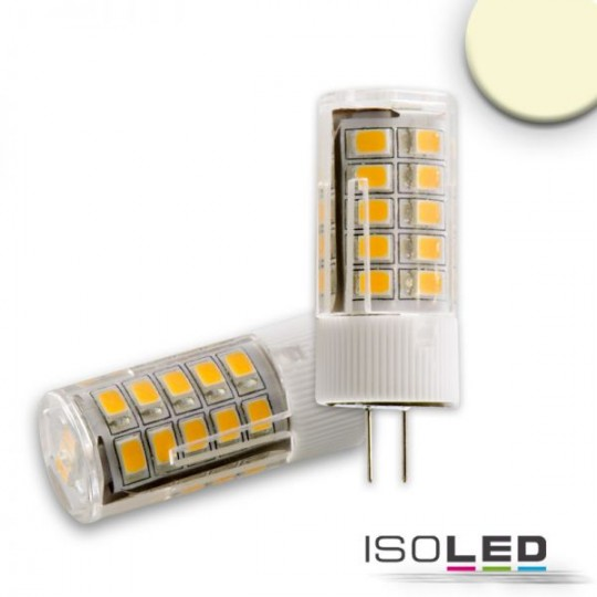 G4 LED 33SMD, 3,5W, warmweiß
