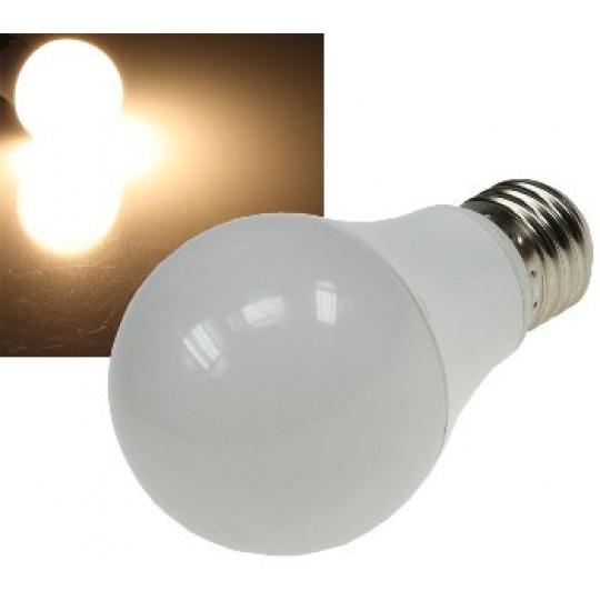 "ChiliTec 21221 LED Glühlampe E27 ""G40 AGL"" warmweiß, 3000k, 320lm, 230V/5W, 270°"