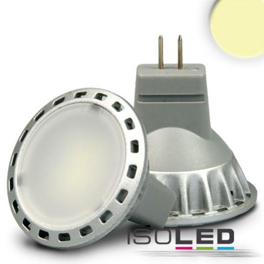 MR11 LED 2W, diffus, warmweiß