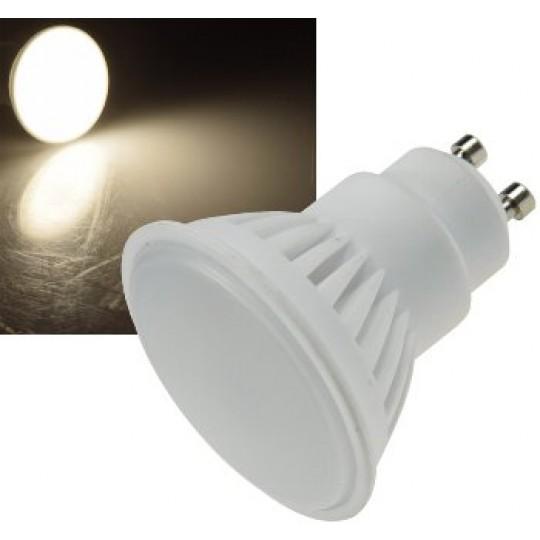 "ChiliTec 22697 LED Strahler GU10 ""H90"", 4000k, 900lm, 230V/9W, 120°, neutralweiß"