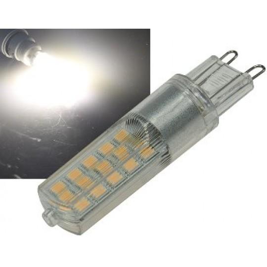 ChiliTec 22764 LED Stiftsockel G9, 4W, 360lm, dimmbar, 4000k, 330°, 230V, neutralweiß