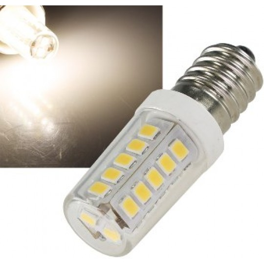 ChiliTec 22872 LED Lampe E14 Mini, neutralweiß, 4000k, 320lm, 300°, 230V, 4W, ØxL17x51mm
