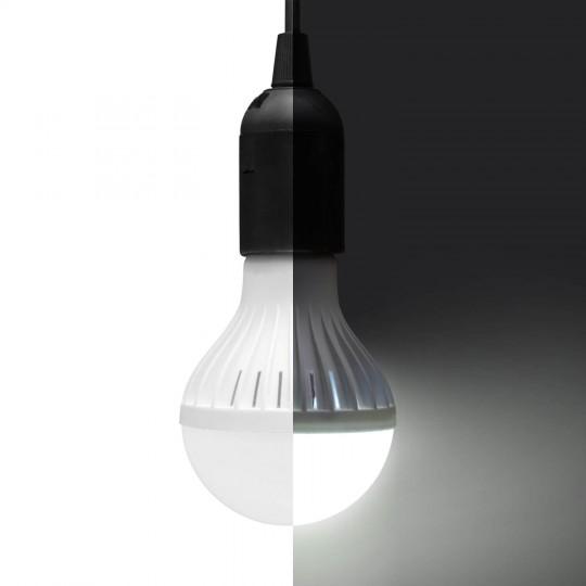 12W LED Lampe - tageslichtweiß - E27