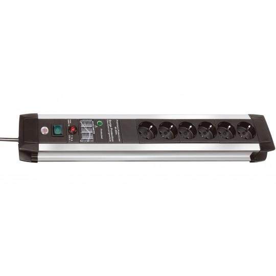 Brennenstuhl Premium-Protect-Line 60.000A ??berspannungsschutz-Steckdosenleiste 8-fach 3m H05VV-F 3G1,5