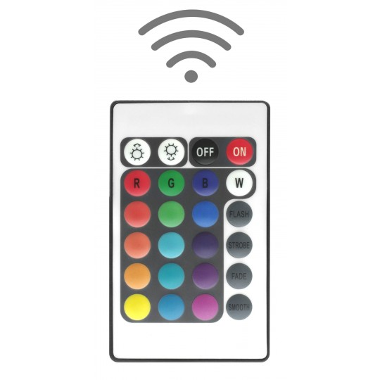 24-Tasten-Fernbedienung für RGB LED Streifen