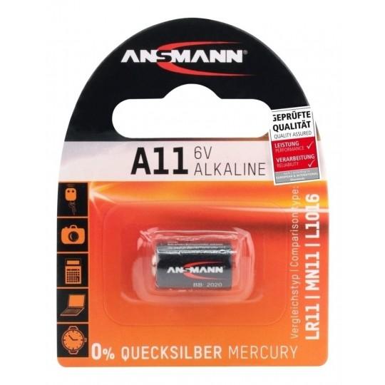 ANSMANN Alkaline Batterie A11