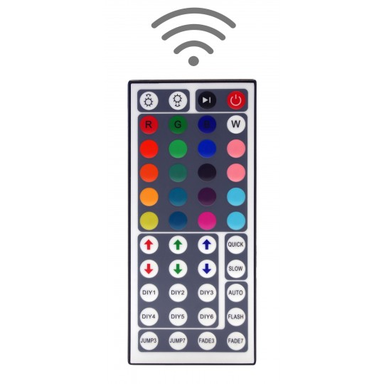 44-Tasten-Fernbedienung für RGB LED Streifen