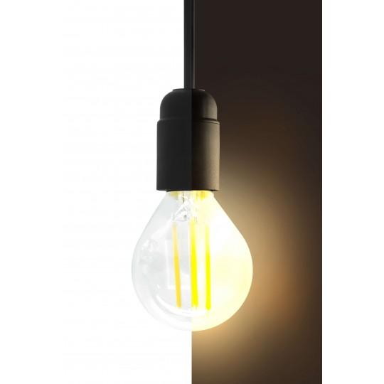 4W LED Filament Lampe - warmweiß - E14