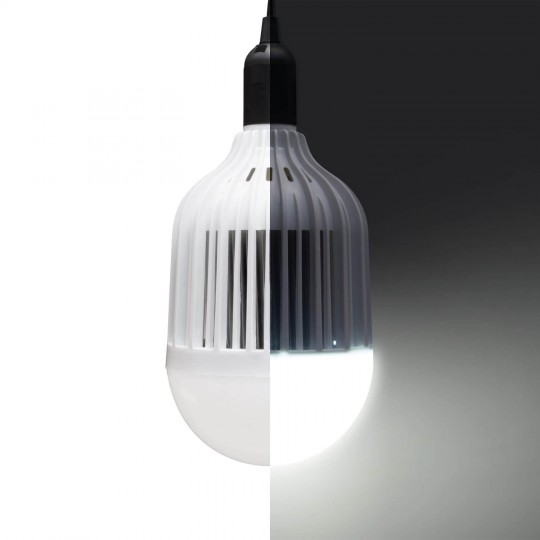 60W LED Lampe - tageslichtweiß - E27