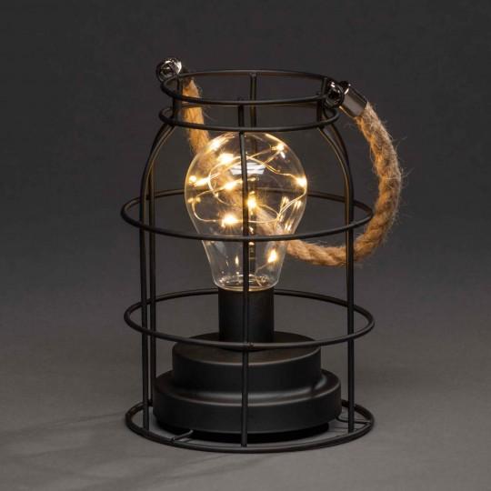 Konstsmide 1815-700 LED Tischleuchte rund weihnachtsdeko