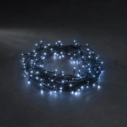 Konstsmide 3612-200 Micro LED Lichterkette 120 kaltweiße Dioden