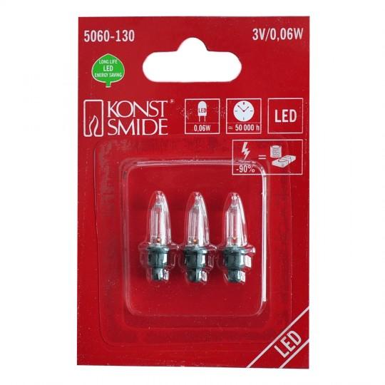 Konstsmide 5060-130 LED Ersatzbirne gr&uuml