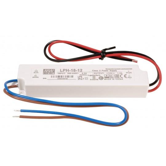 Meanwell 872611 LED-Betriebsger??t CV, LPH-18-24