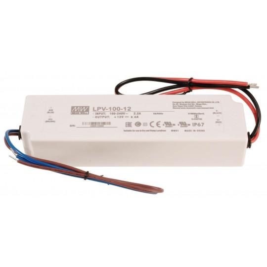 Meanwell 872616 LED-Betriebsger??t CV, LPV-100-12