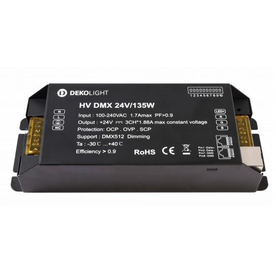 Deko-Light 843275 LED-Betriebsger??t BASIC, DIM, CV, HV DMX 24V/135W