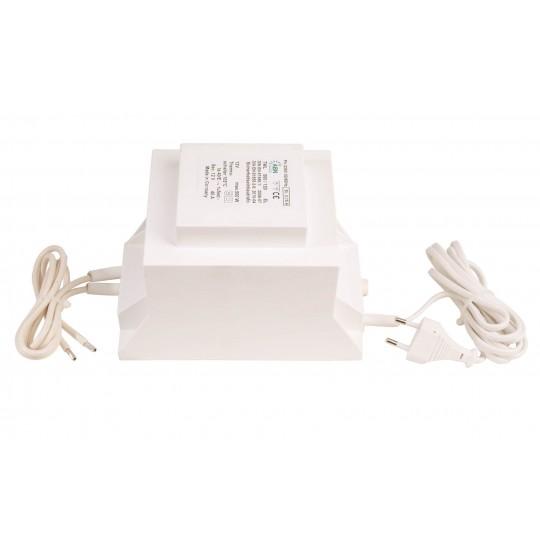 ABN 000109 Trafo f??r NV-Lichtsystem/NV-Halogenlampe ABN Transformator, DIN, CV, 11,5V AC, 500 W, IP20