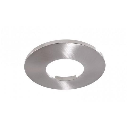 Deko-Light 930078 Lichttechnisches Zubeh??r f??r Leuchten Abdeckung Silber satiniert rund f??r COB 68 IP65 + Mizar II