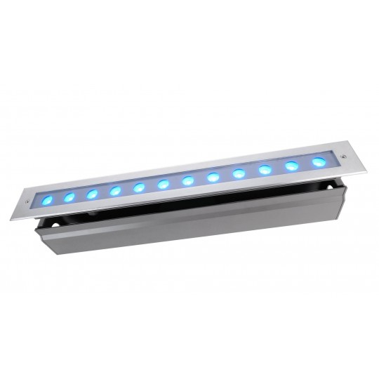 Deko-Light 730437 Bodeneinbauleuchte Line V RGB