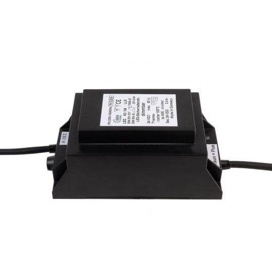 ABN 872045 Trafo f??r NV-Lichtsystem/NV-Halogenlampe LED Sicherheitstransformator, DIM, CV, 60VA/24V DC