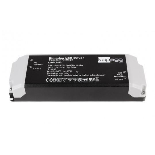 Deko-Light 862053 LED-Betriebsger??t BASIC, DIM, CV 12V 12-50W