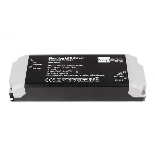 Deko-Light 862054 LED-Betriebsger??t BASIC, DIM, CV,  24V 12-50W