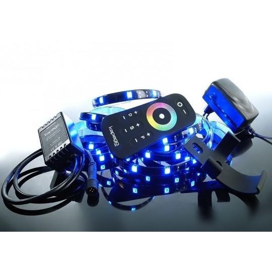 Deko-Light 846012 Lichtschlauch/-band RF 5050-75-RGB-2,5m-Silikon