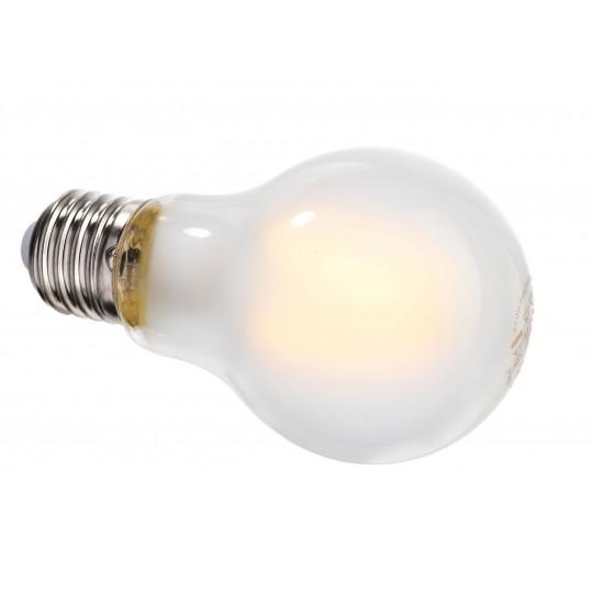 Deko-Light 180055 LED-Lampe/Multi-LED Filament E27 A60 2700K milchig