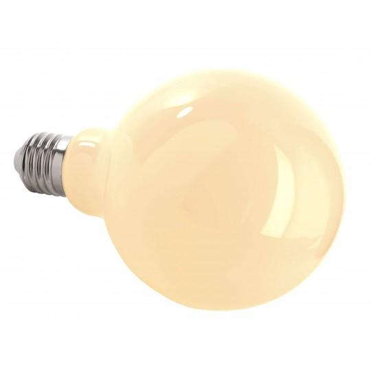 Deko-Light 180059 LED-Lampe/Multi-LED Filament E27 G95 2700K milchig