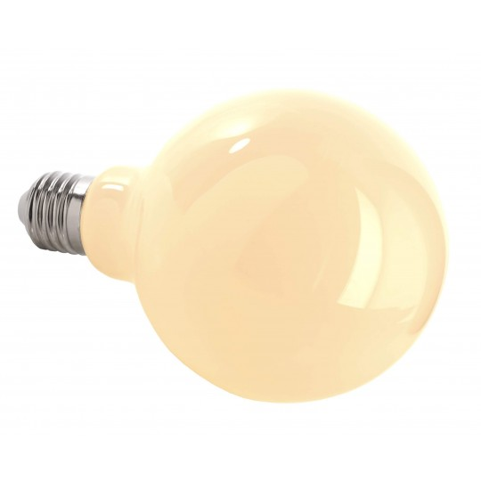 Deko-Light 180062 LED-Lampe/Multi-LED Filament E27 G95 2700K milchig