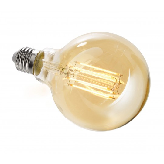 Deko-Light 180063 LED-Lampe/Multi-LED Filament E27 G95 2200K