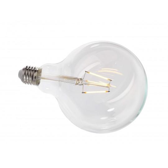Deko-Light 180064 LED-Lampe/Multi-LED Filament E27 G125 2700K