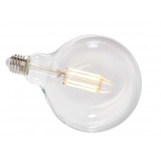 Deko-Light 180067 LED-Lampe/Multi-LED Filament E27 G125 2700K