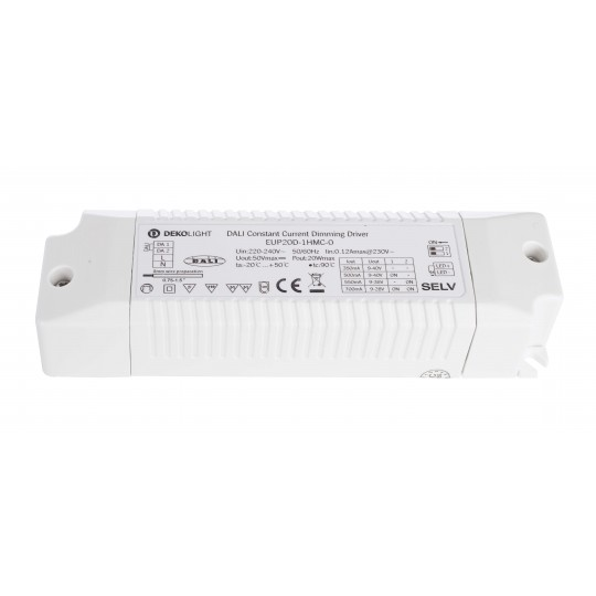 Deko-Light 862147 LED-Betriebsger??t BASIC, DIM, Multi, CC, EUP20D-1HMC-0