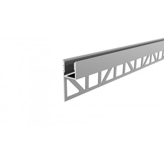 Deko-Light 975390 Zubehör für Lichtschlauch/-band Fliesen-Profil Abschluss EA-03-12