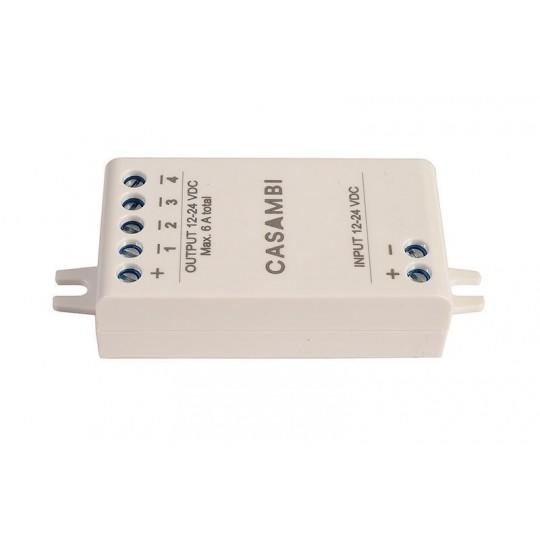 Casambi 843037 LED-Betriebsger??t Bluetooth Controller CBU-PWM4