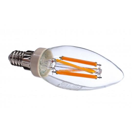 Phillips 180164 LED-Lampe/Multi-LED Classic LEDCandle DT6-40W E14 CRI90 B35 CL