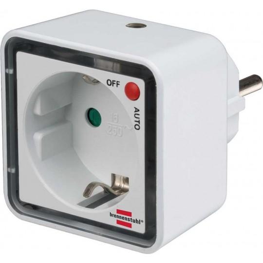 Brennenstuhl LED-Nachtlicht/ Orientierungslicht mit Dämmerungssensor NL 02 ED