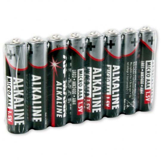 ANSMANN Alkaline Batterie Micro AAA - 8er Pack