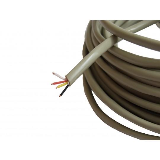 Kabel 2 x 2 x 0,6 mm2 Fernmeldeleitung