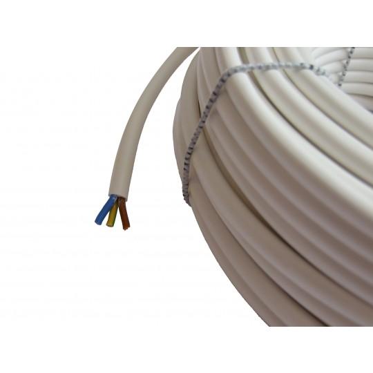 Kabelrolle 3 x 0,75mm2 Schlauchleitung