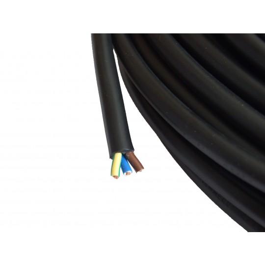 Kabel 3 x 1,5mm² Schlauchleitung